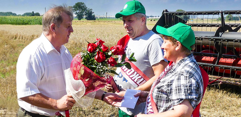 Знай наших! Валерий и Татьяна Кухта – первые тысячники страны!