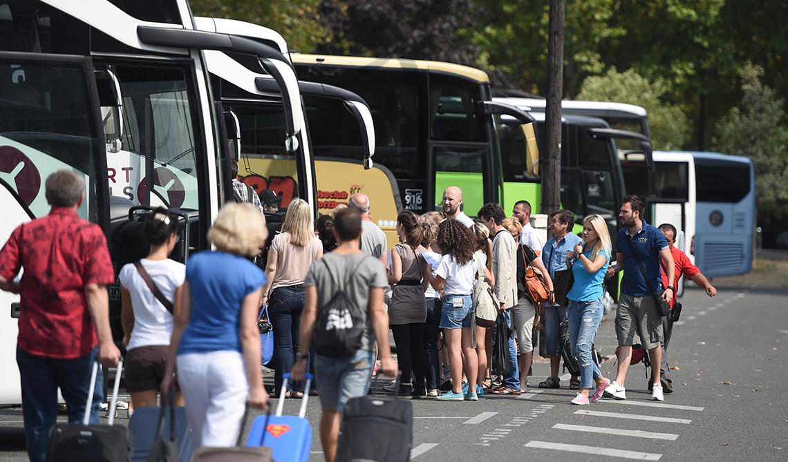 Для гостей II Европейских игр закупят 75 автобусов туристического класса