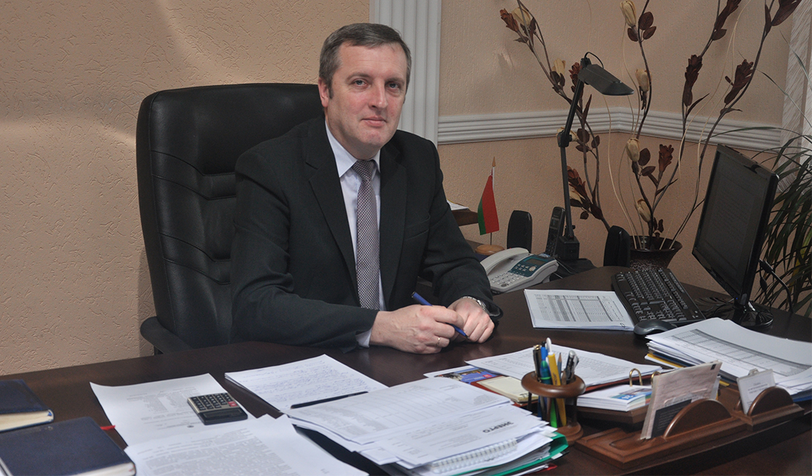 Главный врач районной больницы в Каменце ответил на вопросы жителей района