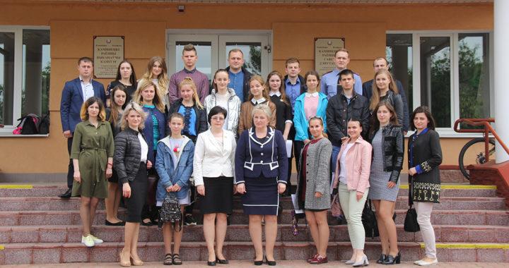 В Каменце прошла первая сессия Молодежного парламента