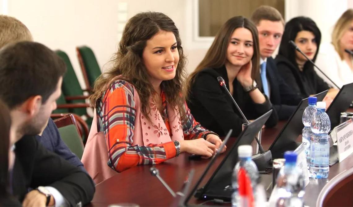 Список членов Молодежного парламента при Каменецком районном Совете депутатов