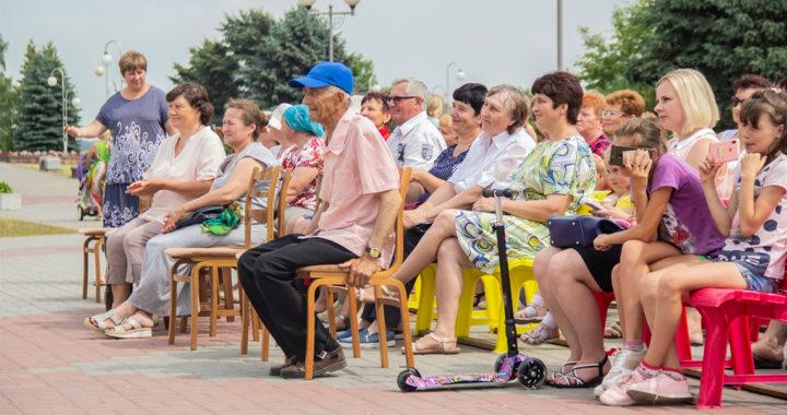 Фоторепортаж с празднования Дня агрогородка Беловежский