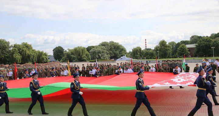 В Брестской крепости открылись Армейские международные игры