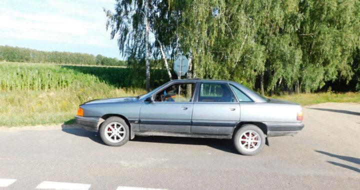 В дребезги пьяный бесправник угнал авто и пытался продать другому пьяному в Каменецком районе