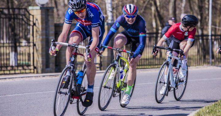 13 августа в Каменецком районе стартовал открытый чемпионат по велогонкам