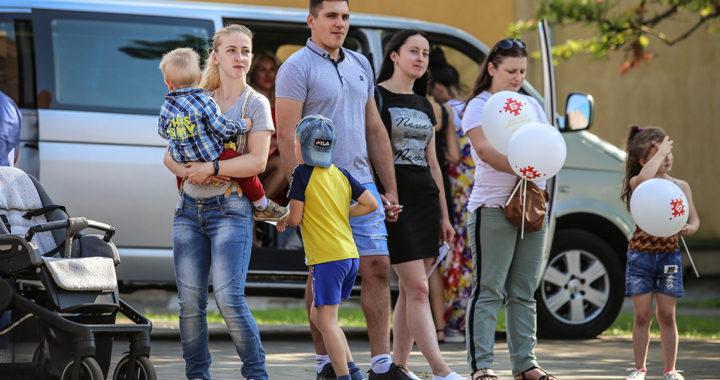 Афиша праздничных мероприятий в Каменецком районе