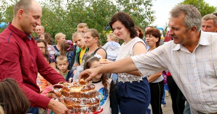 В Пелище отпраздновали День агрогородка (фото)