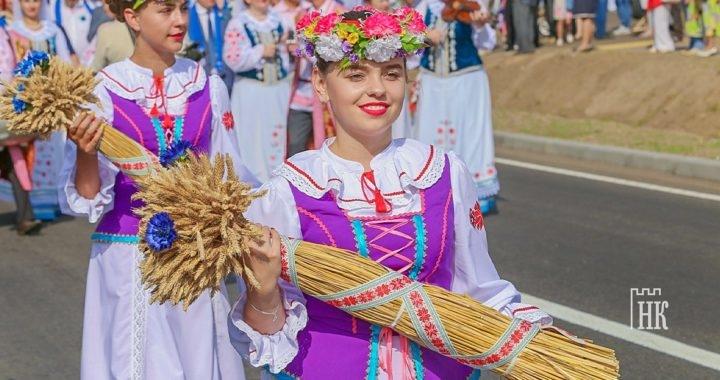 Фоторепортаж. Фестиваль-ярмарка «Дожинки-2019»