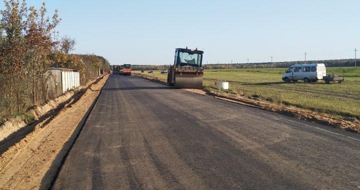 Из-за ремонта дороги на Приозерский временно закрыт участок дороги