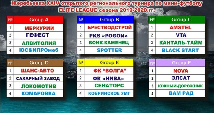 Наши в ELITE LEAGUE