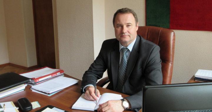 23 ноября — прямая телефонная линия с заместителем председателя облисполкома Андреем Клецем