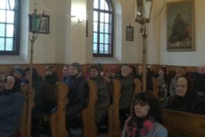 Католики в Пелище отметили 85-летие своего костела