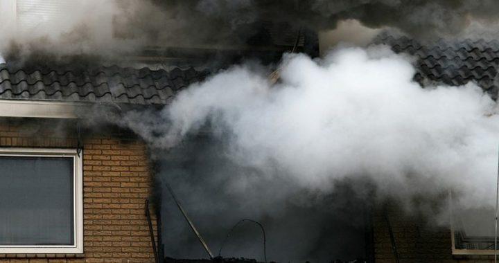 В Ходосах соседи услышали звук сработавших пожарных извещателей и спасли семерых человек