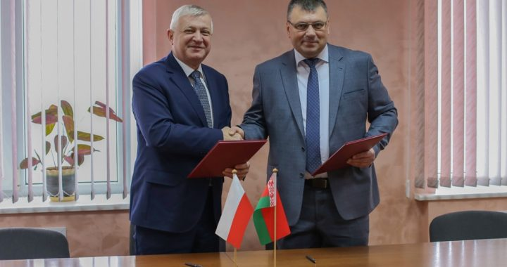 Подписан договор: Каменец – Гайновка