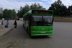 Куда исчез автобус?