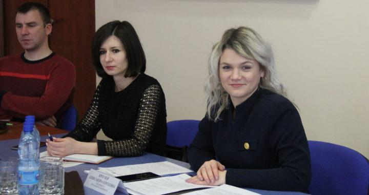 Третья выездная сессия Молодежного парламента прошла в Беловежском