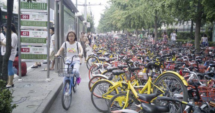 Велосипед за 8 долларов, ресторан «Калинка» и встреча с деньдзе