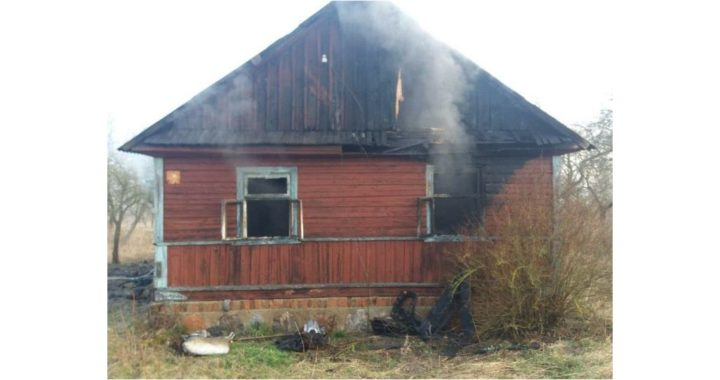 На пожаре в Лумне погиб хозяин дома (Каменецкий район)
