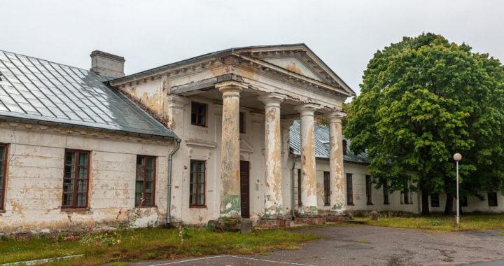 Продается дворец Сапег-Потоцких