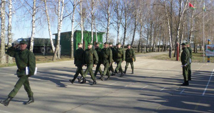 115 зенитный ракетный полк заступил на боевое дежурство