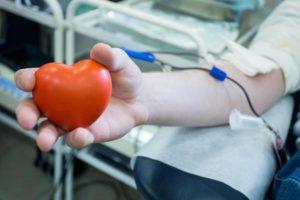 Поделись ЖИЗНЬЮ, или Безвозмездное донорство начинается с меня
