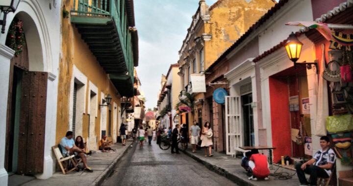 Колумбия. Нелегкие будни путешественника, исчезнувшая шляпа и…«взятие» крепости