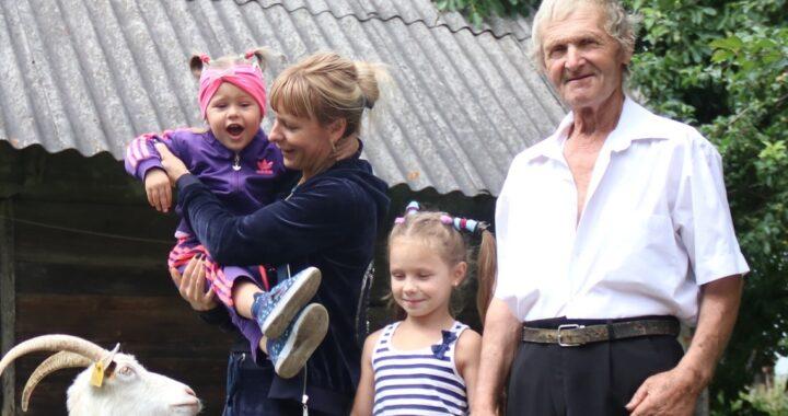 Николай Неплох: «Я родился в подвале за неделю до освобождения района…»