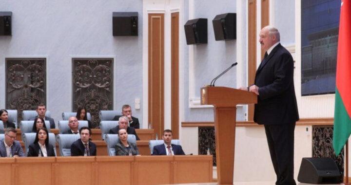 Президент Беларуси: я хорошо воспринимаю разные точки зрения