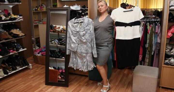 Магазин одежды в Приозерском теперь по новому адресу!