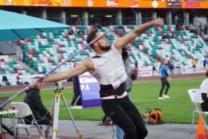 Спортсмены СДЮШОР «Пуща» успешно выступили на открытом чемпионате Беларуси по легкой атлетике