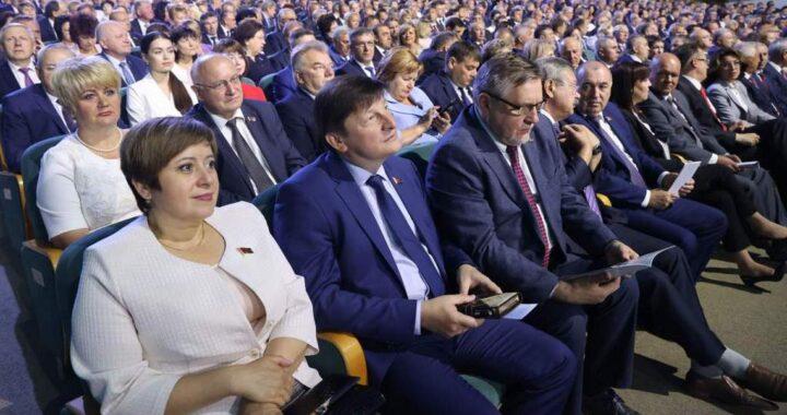 Впечатления жителей Каменецкого района от Послания Президента к белорусскому народу и Национальному собранию