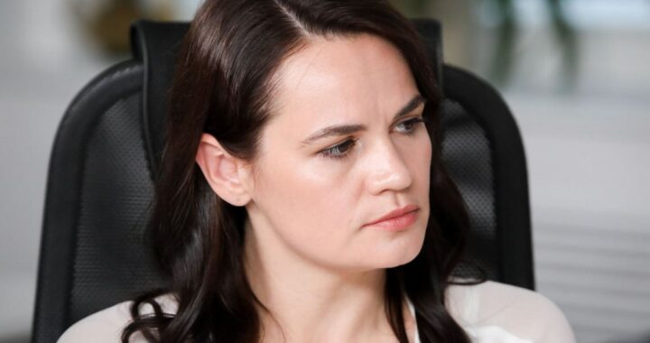 Тихановская призвала белорусов не противостоять милиции и не выходить на площади