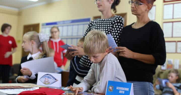 Первоклассников из многодетных семей поддержали учреждения Каменетчины