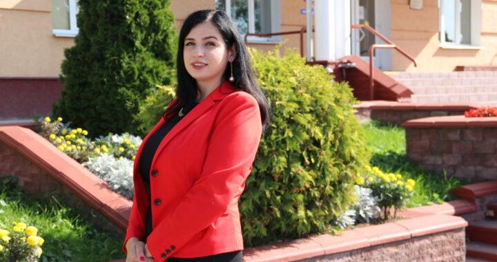 У молодежи Каменецкого района новый лидер