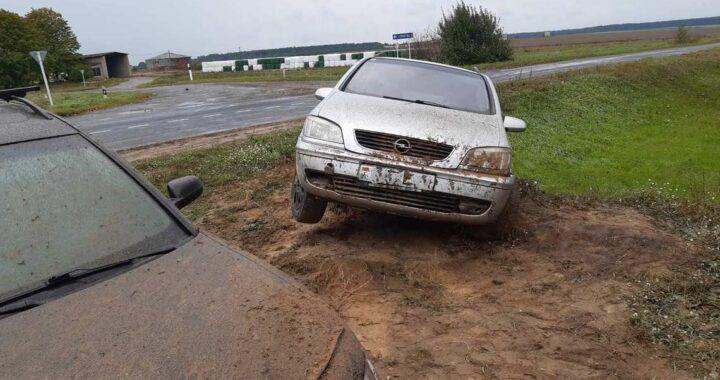 Пьяным выехал за «добавкой»… ДТП в Каменецком районе