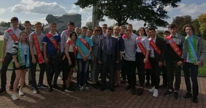 Первокурсникам Высоковского колледжа вручили билеты в крепости
