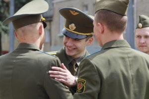 Военная академия открывает двери для желающих учиться