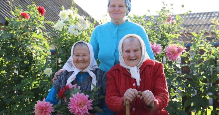 Каково это быть приемной бабушкой?