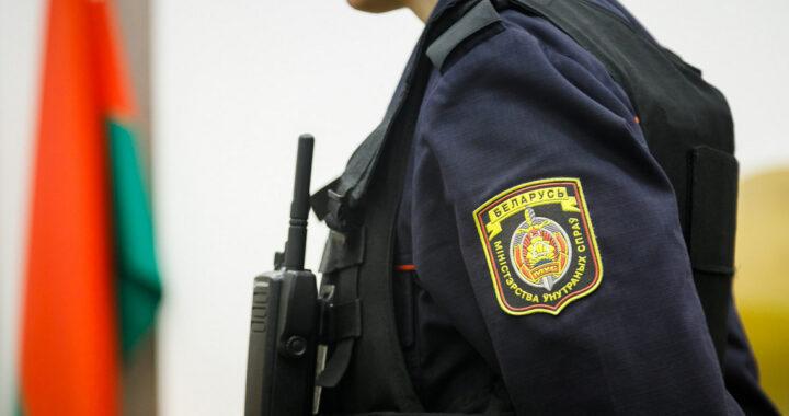 Пьяными полезли драться с милиционерами. Два гражданина Каменецкого района под стражей