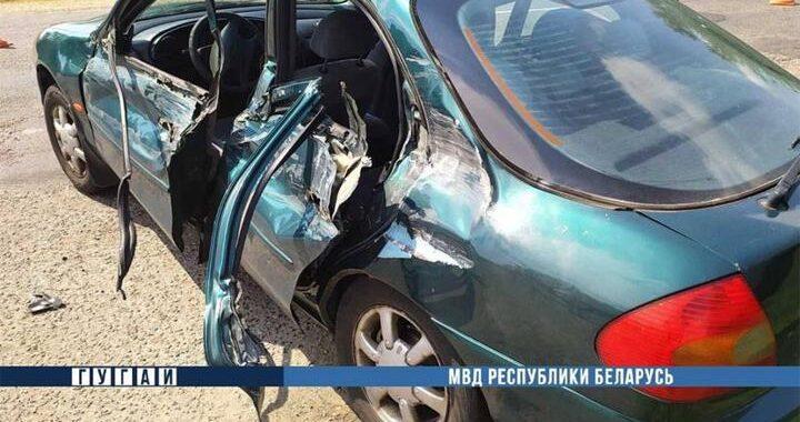 Вынесен приговор водителю МАЗа, который врезался вFord натрассе вКаменецком районе
