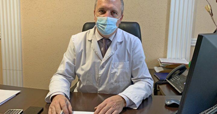 Главврач Каменецкой ЦРБ о COVID-19, почему назначают «гормоны» и как нас спасут маски