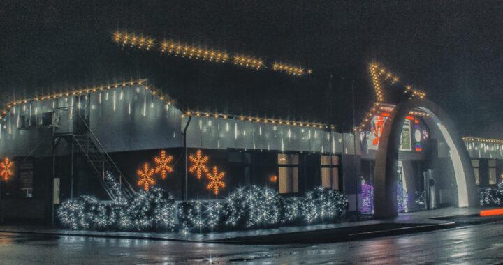 В Каменецком районе пройдет конкурс на лучшее новогоднее оформление. Кто будет соревноваться?