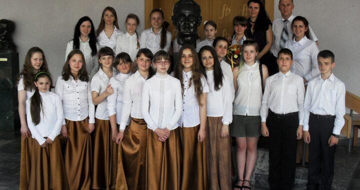 Каменецкая детская школа искусств отмечает 60-летие