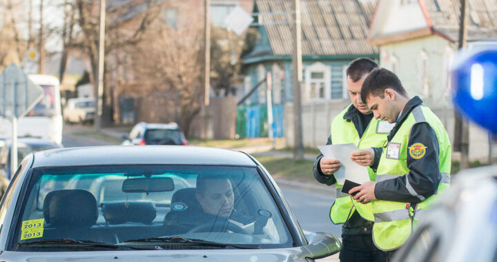 25-31 января ГАИ усилит надзор за дорожным движением в деревнях