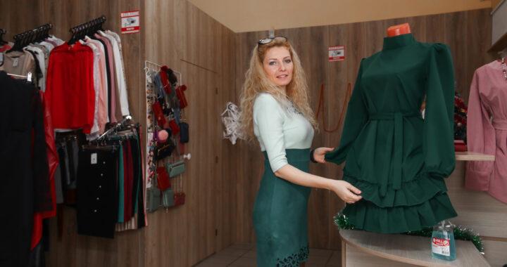Магазин модной женской одежды «Лиза» приглашает за покупками