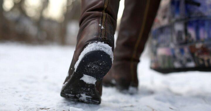 Домашние способы сделать так, чтобы не скользила подошва обуви