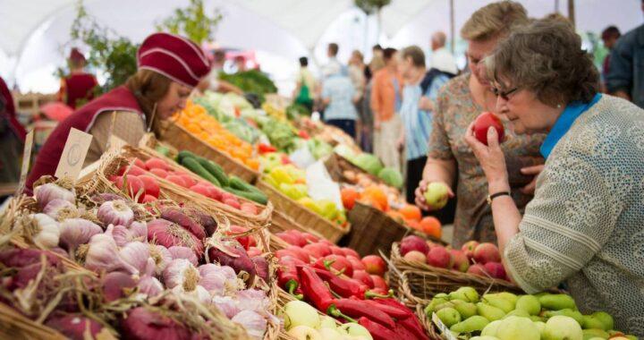 Жители Каменецкого района смогут реализовать свою продукцию в области