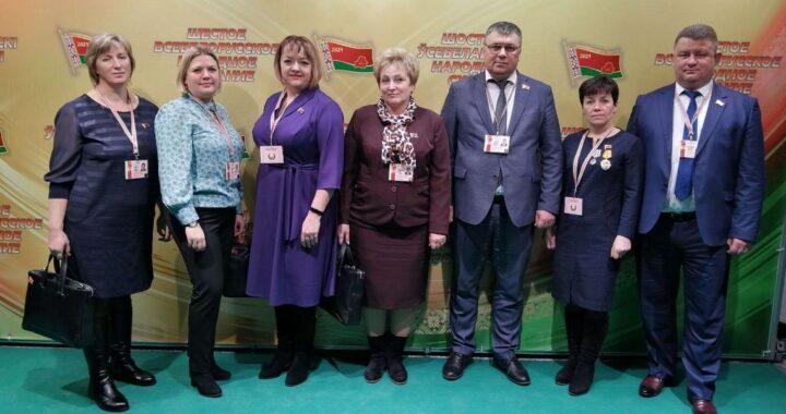 Делегаты Каменетчины примут участие во втором дне ВНС