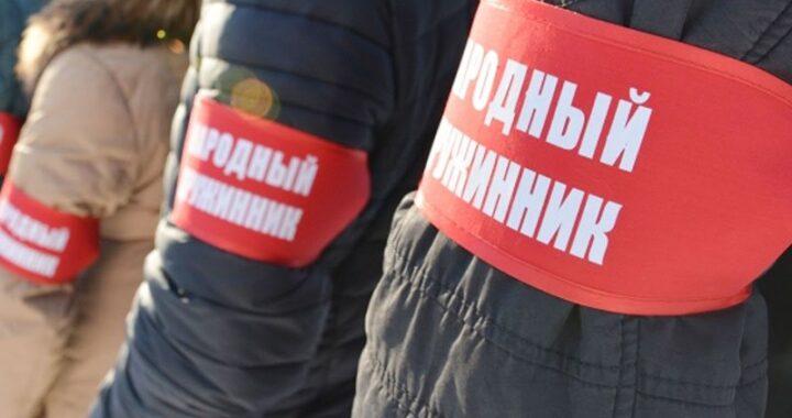 Названы лучшие дружинники и советы общественного пункта охраны в Каменецком районе