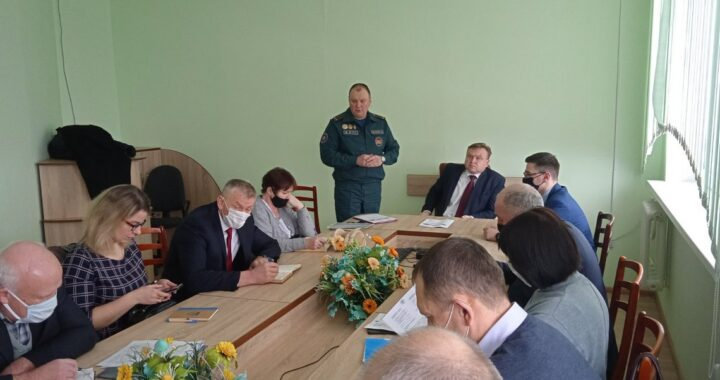 В Каменецком районе подвели итоги работы смотровых комиссий